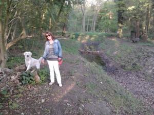 Wilma en haar mooie meisje Lara