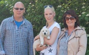 Familie Goossen en Lara