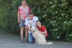 Familie Bruins en Bonito